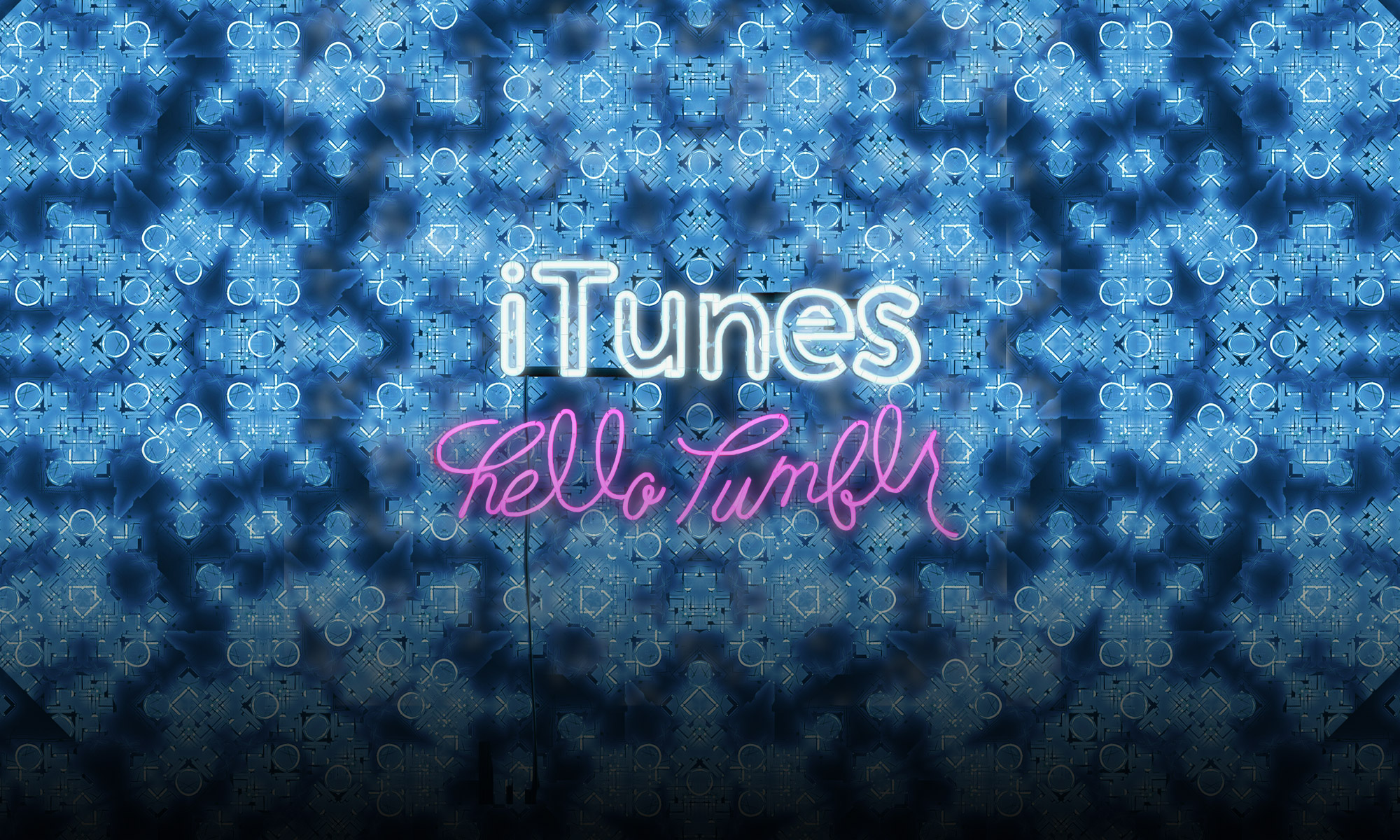 iTunes Tumblr blog teaser 001