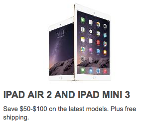 best buy ipad air 2 ipad mini 3 discount