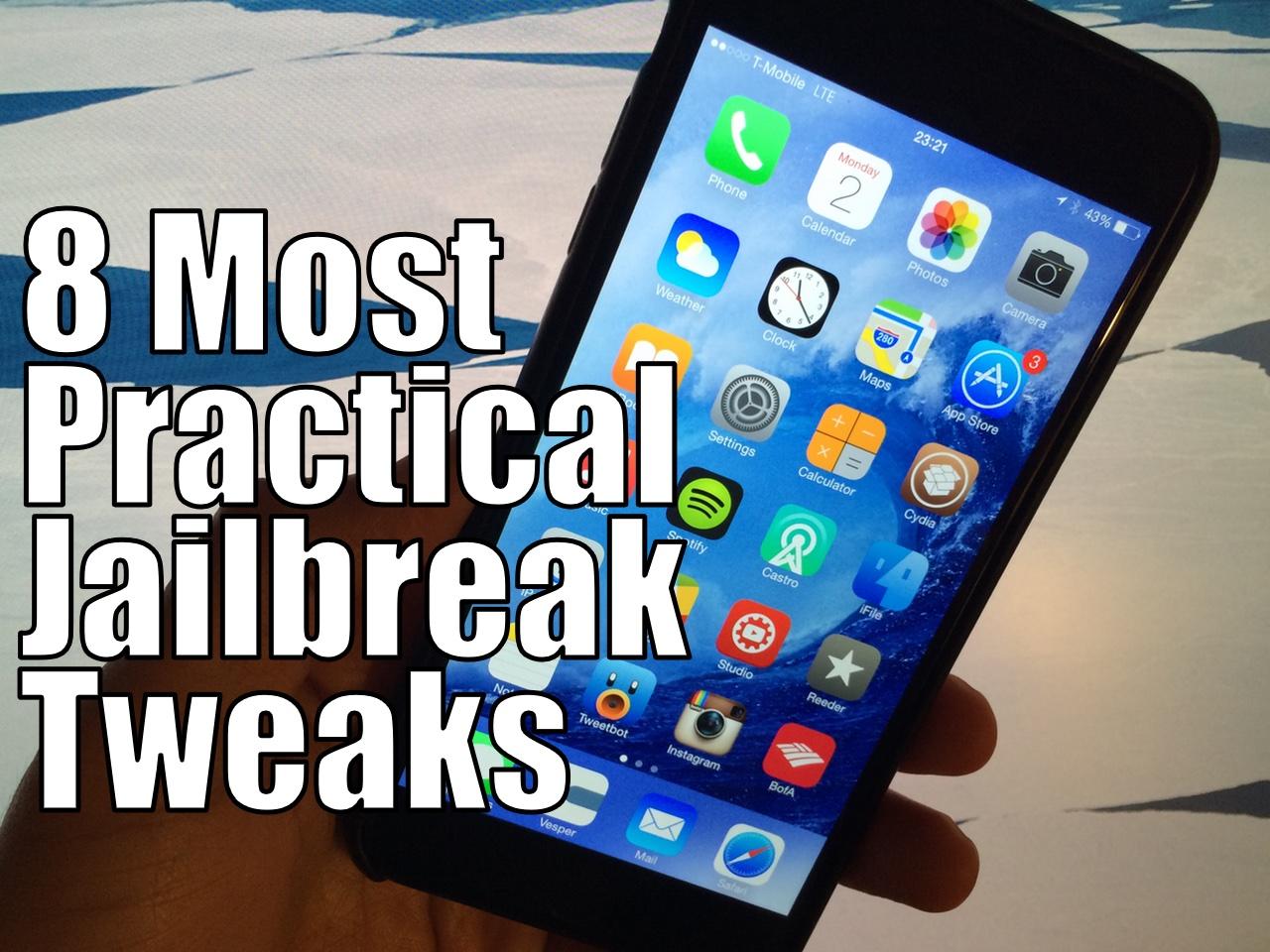 8 must-have jailbreak tweaks that solve real problems on iOS