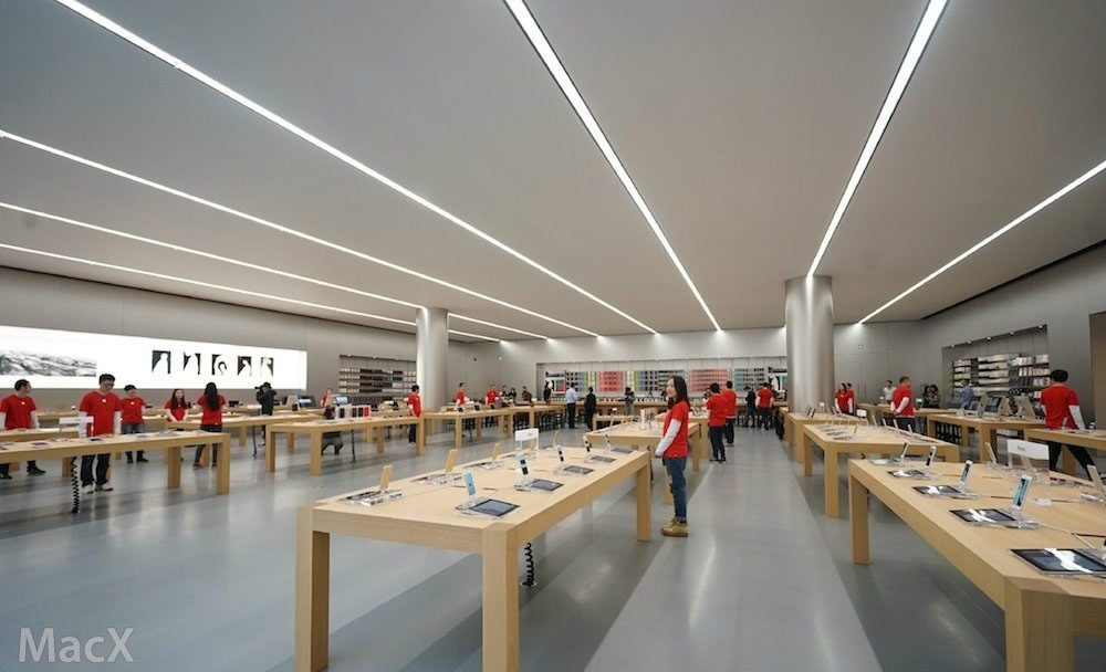 Register to Shop the Apple Store for Education Institutions. To shop online through the Apple Store for Education Institutions, you must register with the store. Registered users can access their institution's store, conveniently place orders online with a purchase order, credit card, or p .