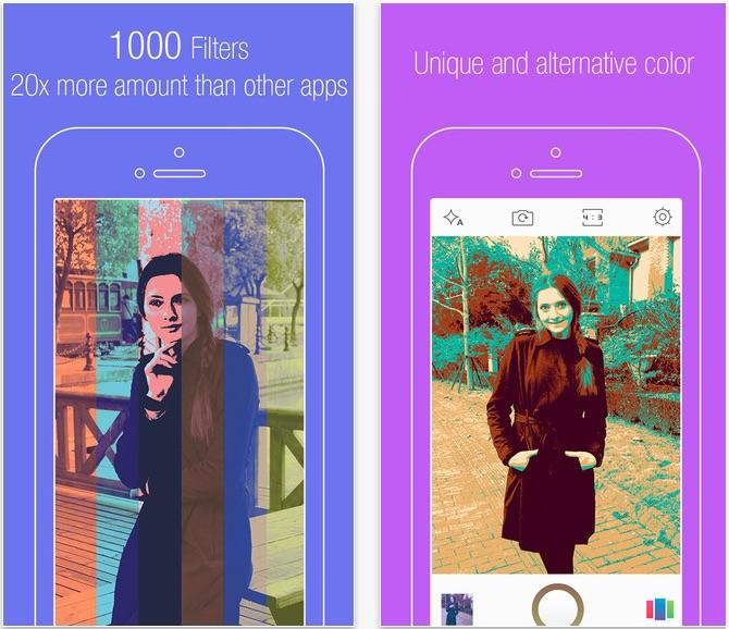 Colores - 1000 filtros1