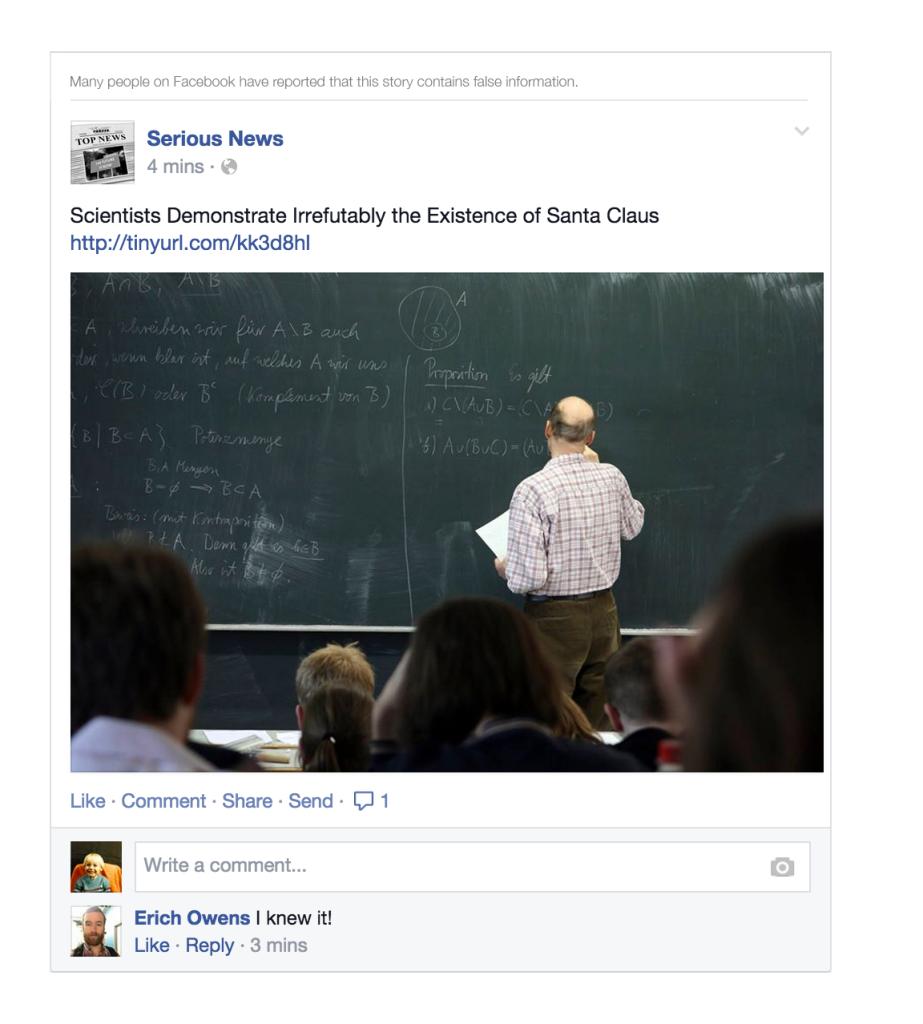 Facebook News Feed hoax web screenshot 001