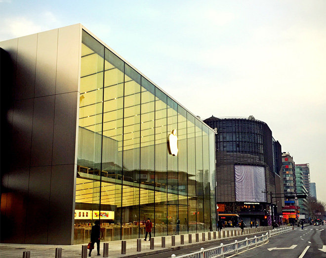 Hangzhou-Apple-Store