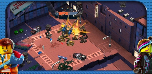 LEGO Movie 1.0 for ios iPhone screenshot 001