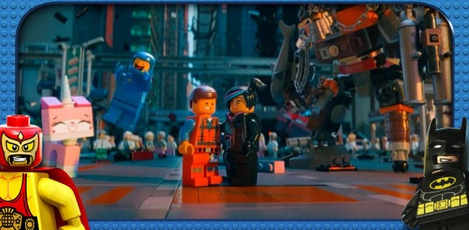 LEGO Movie 1.0 for ios iPhone screenshot 005