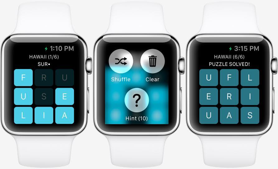 LetterPad for Apple Watch screenshot 001