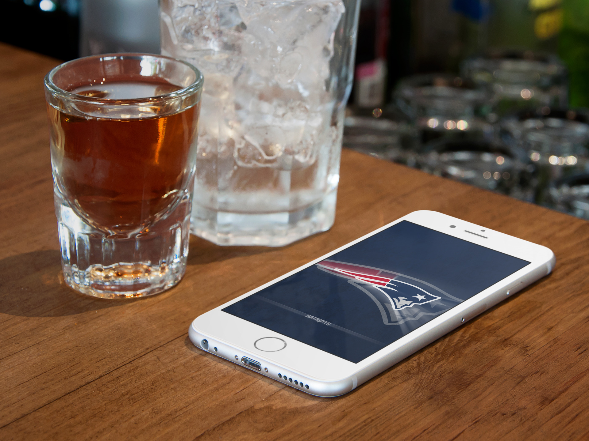 New England Patriots shots preview