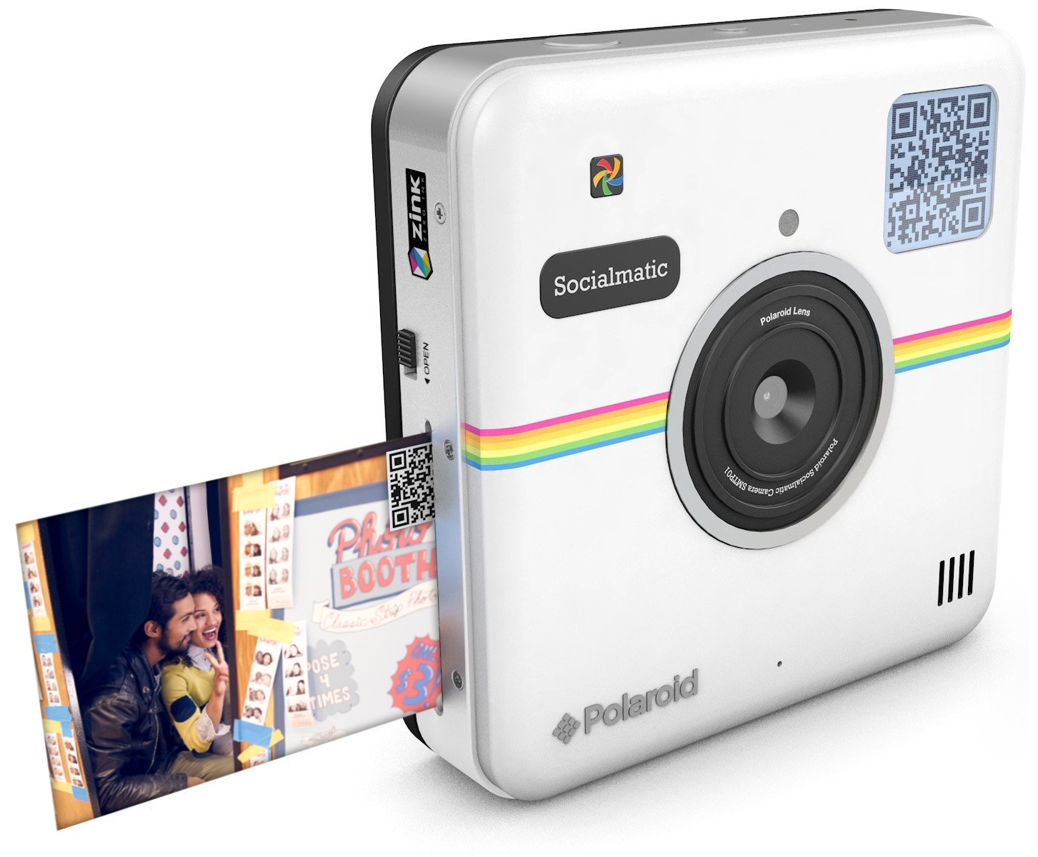 Polaroid SocialMatic Camera image 002