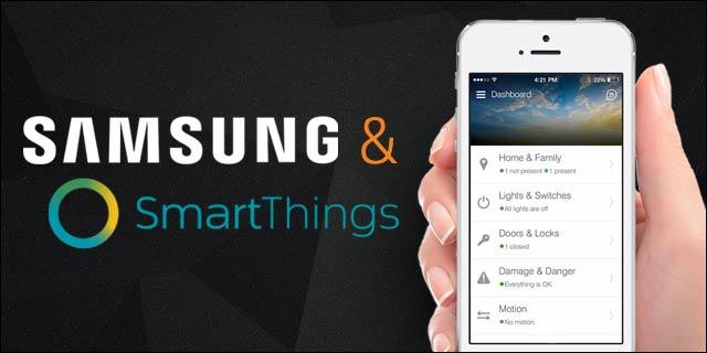 Samsung SmartThings teaser 001