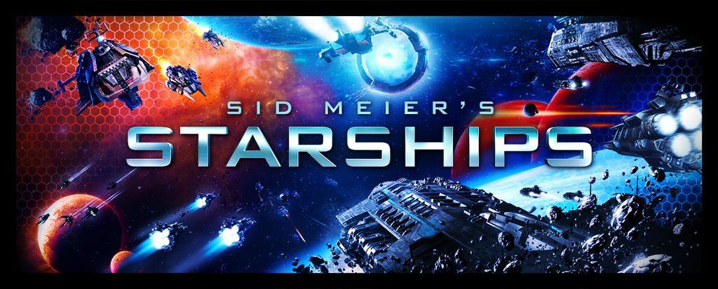 Sid Meier Starships teaser