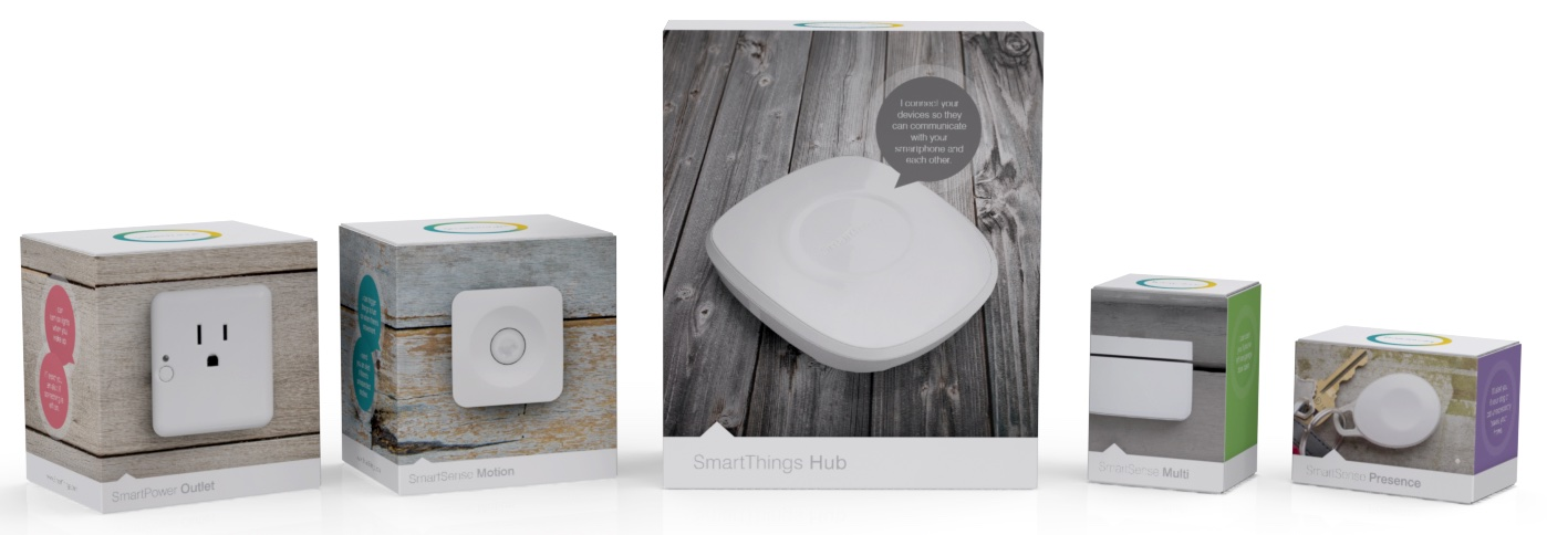SmartThings devices 001