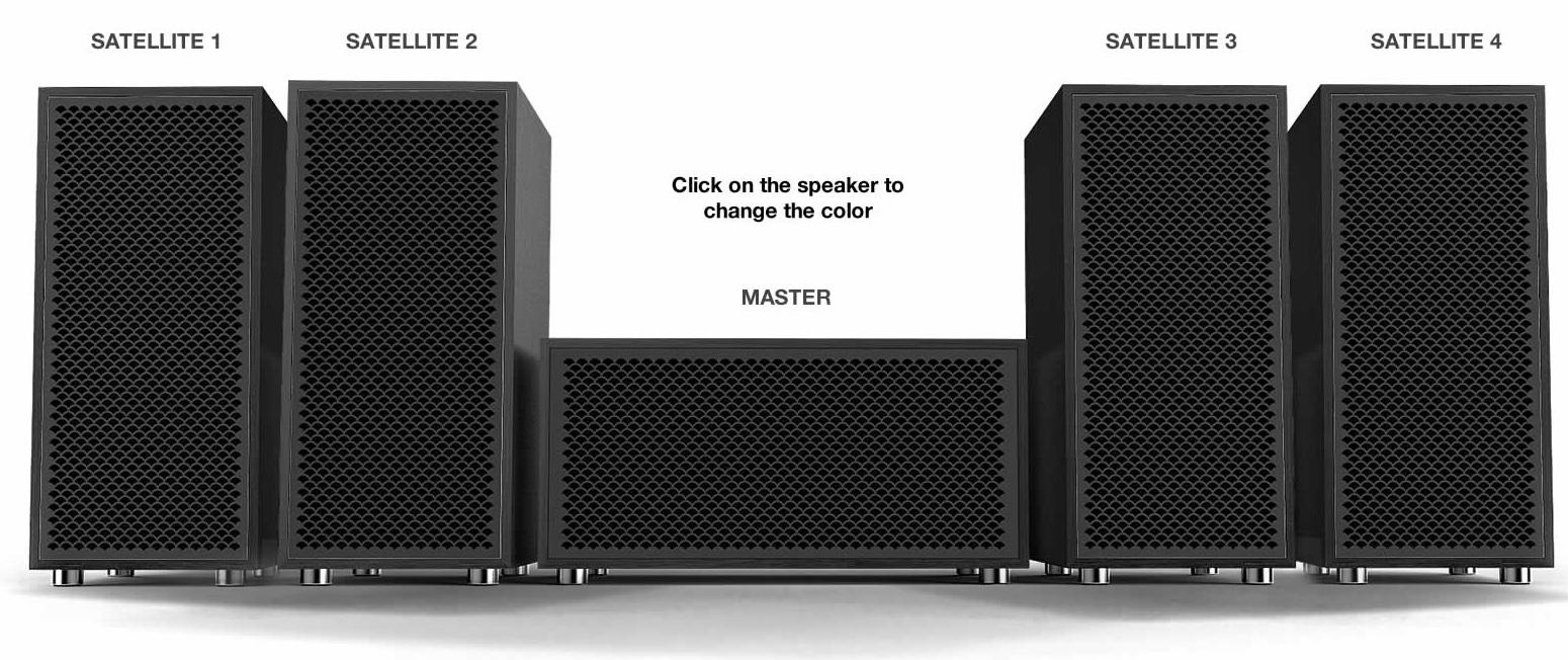 SuperTooth MultiRoom Speaker System image 006