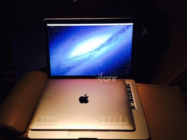 Twelve inch MacBook Air Display leak iFanr 002
