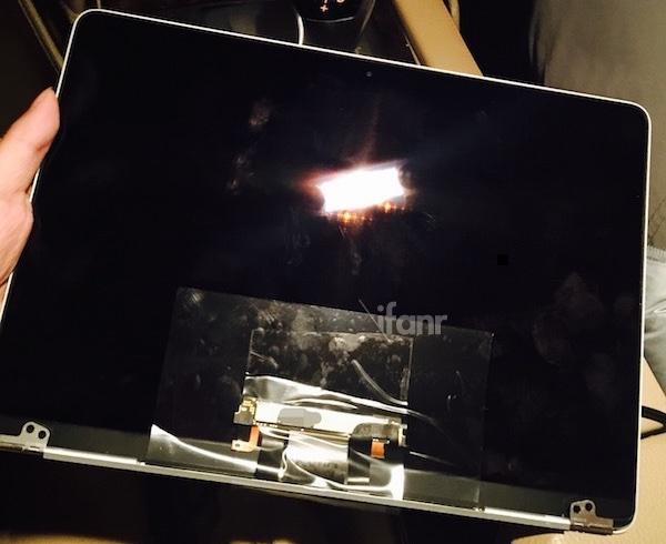 Twelve inch MacBook Air Display leak iFanr 006