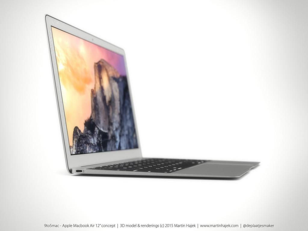 Twelve inch MacBook Air Martin Hajek 001