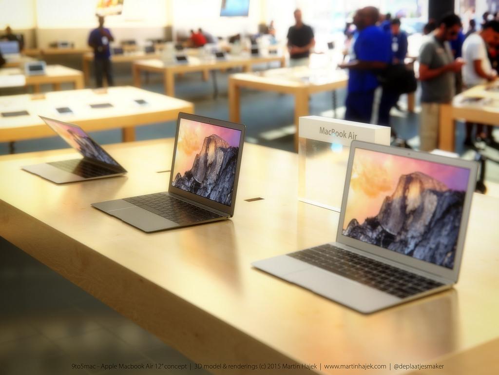 Twelve inch MacBook Air Martin Hajek 009