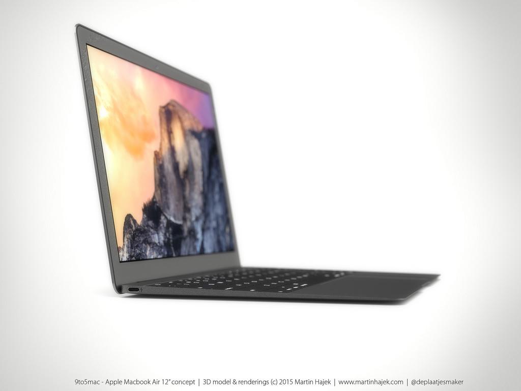 Twelve inch MacBook Air Martin Hajek 010