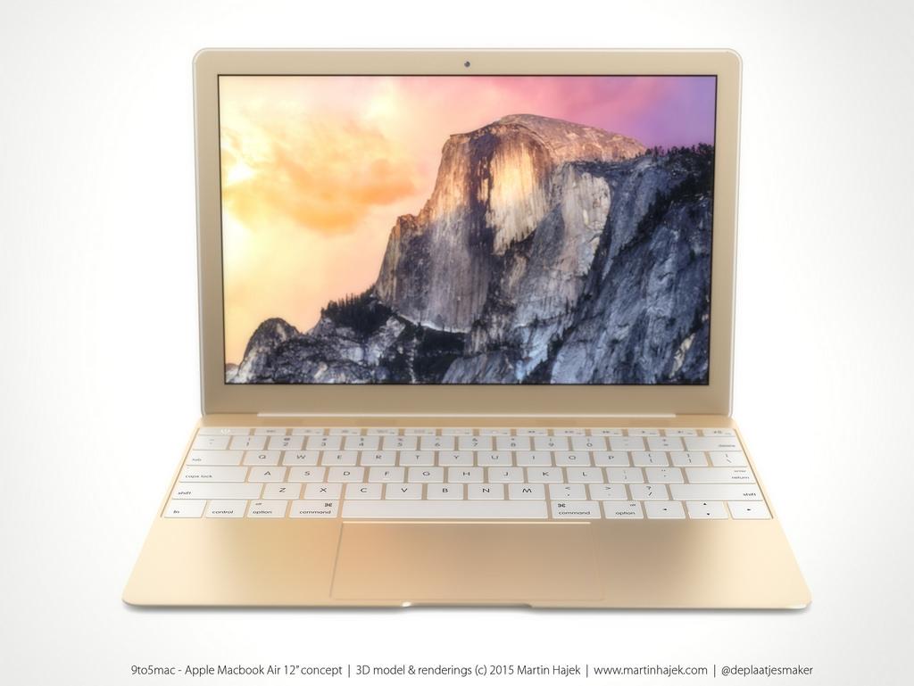 Twelve inch MacBook Air Martin Hajek 014