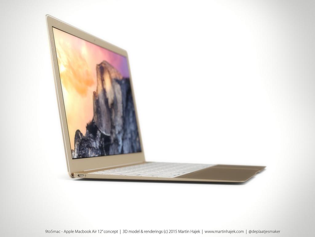 Twelve inch MacBook Air Martin Hajek 016