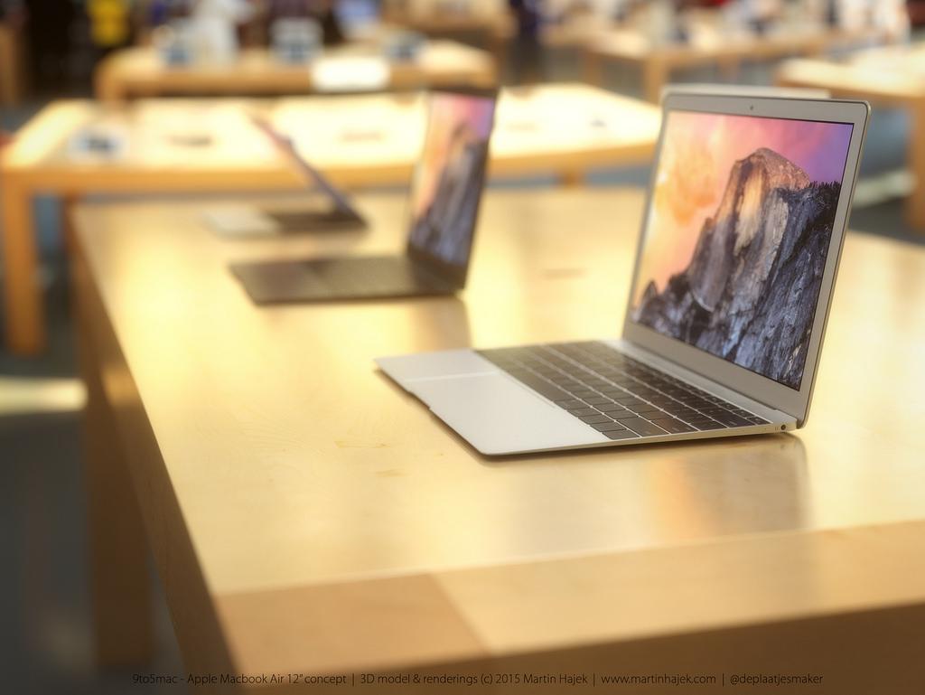 Twelve inch MacBook Air Martin Hajek 018