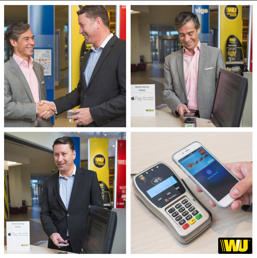 Western Union Apple Pay image 001