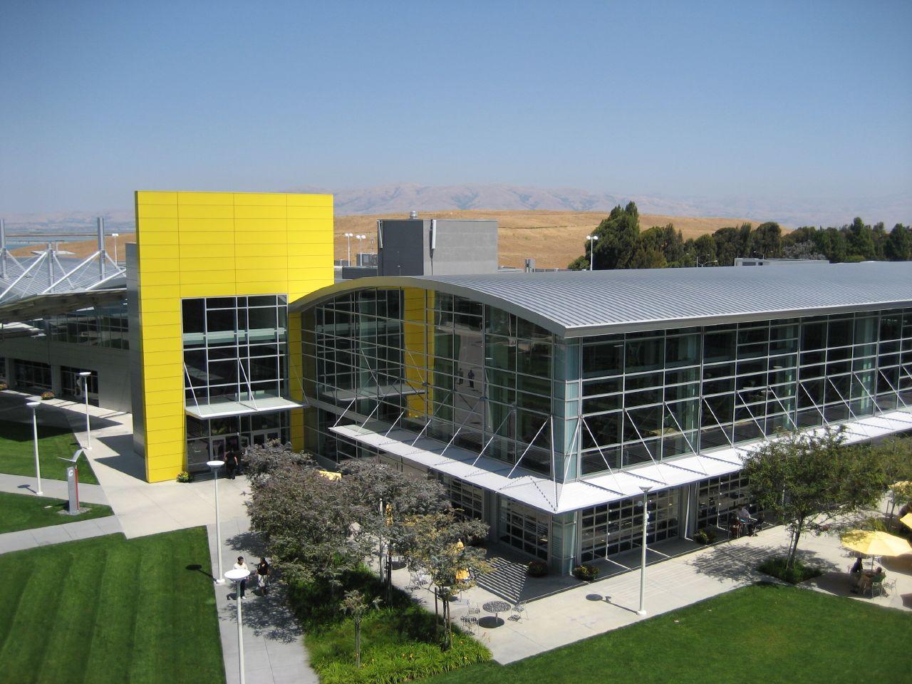 Yahoo Campus Sunnyvale 001