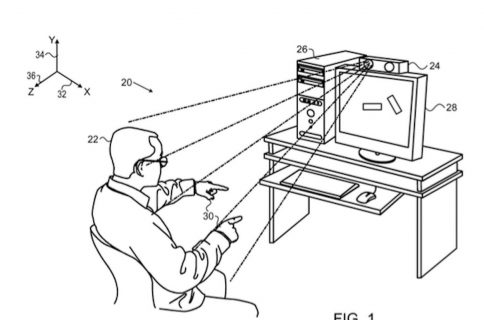 Apple Files Another Patent For Kinect Like Technology For Apple Tv Mac