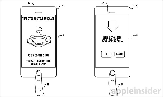 apple touchid iCloud patent 002