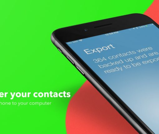 How to transfer your iPhone contacts to your computer