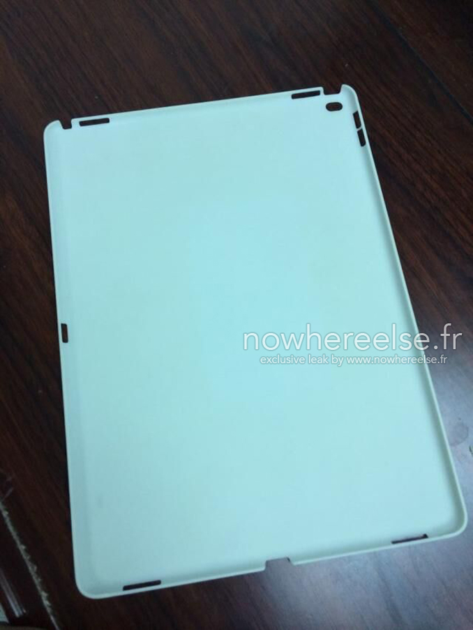 iPad Pro case mold NowhereElse 001