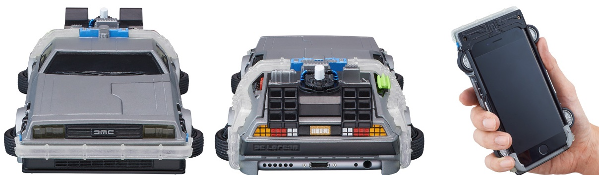Bandai Delorean iPhone 6 case