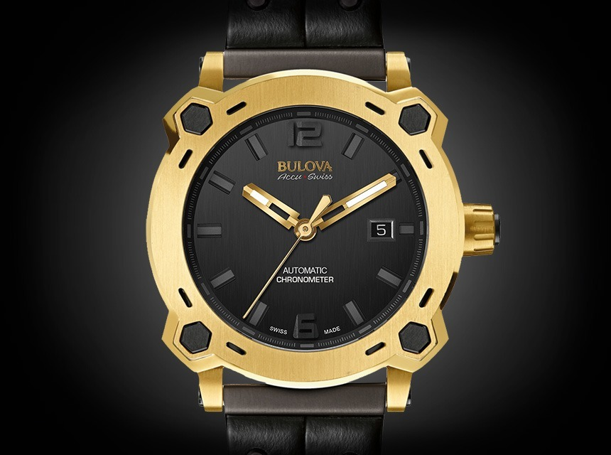 Bulova Accu-Swiss First Edition