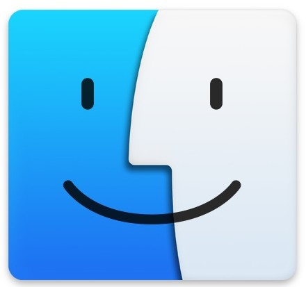 Finder App Icon - finder keyboard shortcuts