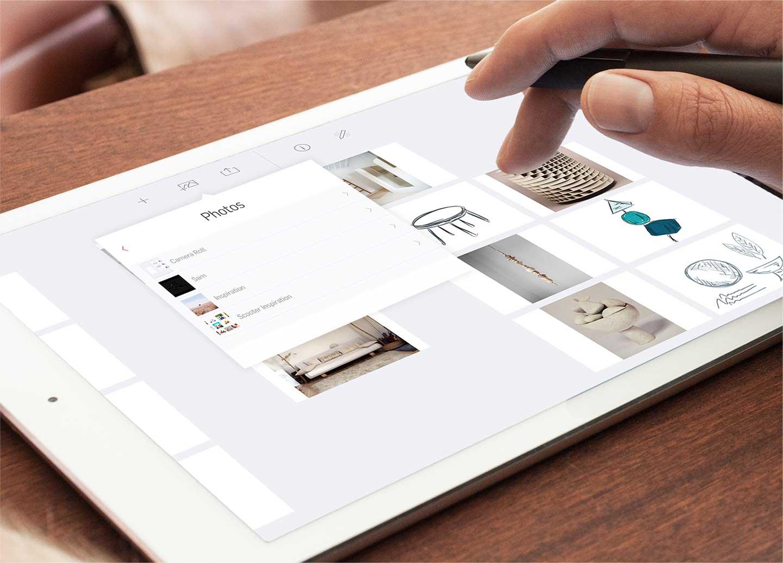 Captura de pantalla 001 de Forge by Adonit 1.0 para iOS iPad