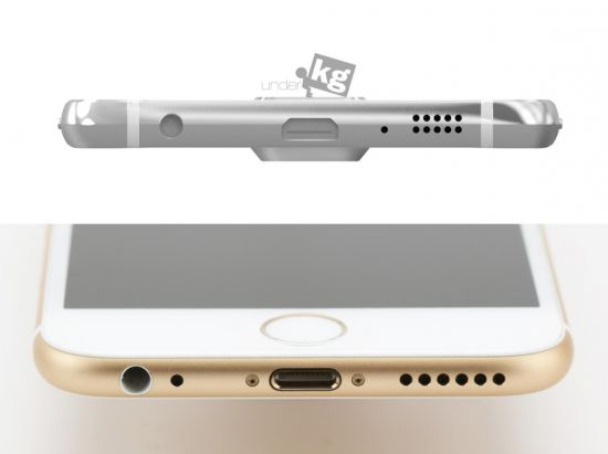 Galaxy S6 vs iPhone 6 render 001