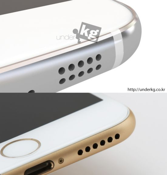 Galaxy S6 vs iPhone 6 render 002