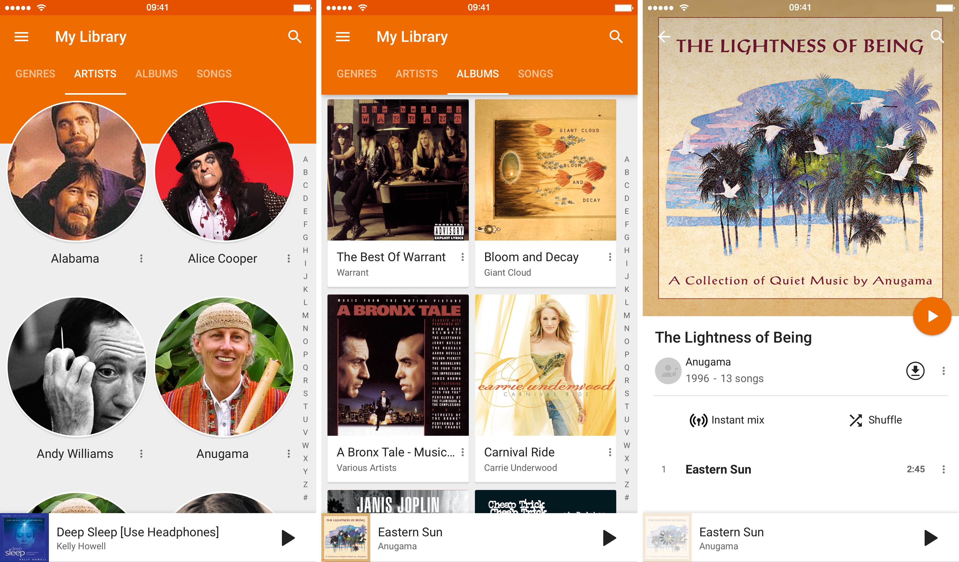 Google Play Music bumps free storage limit from 20,000 to