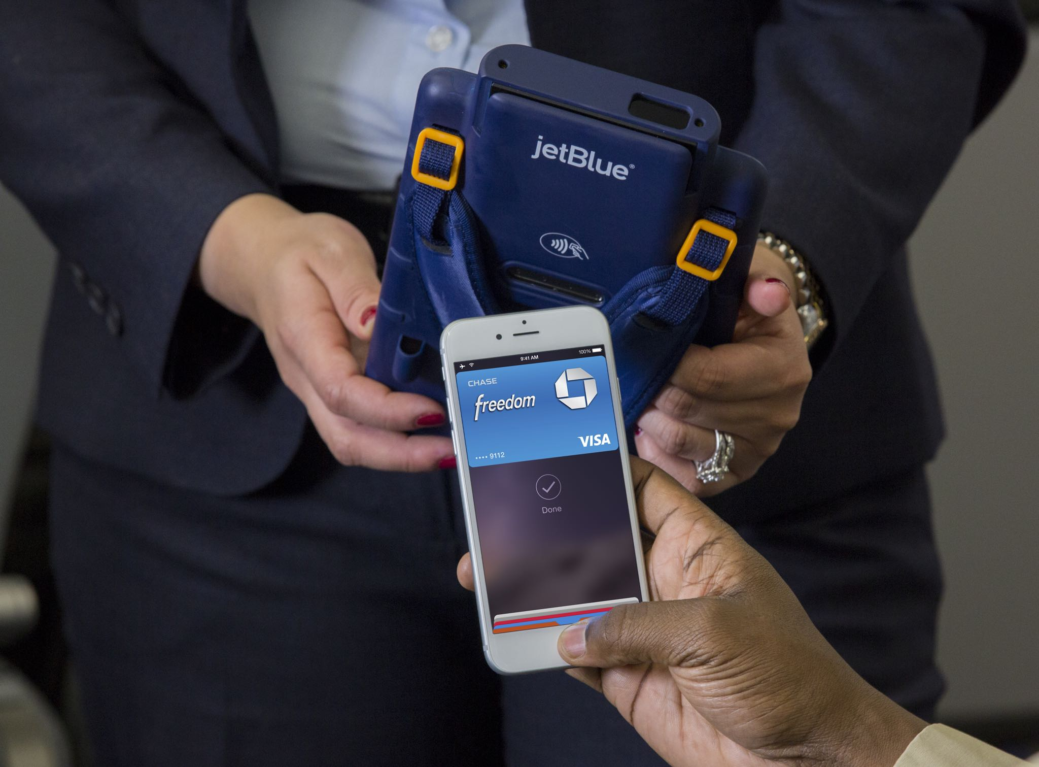 JetBlue Airways Apple Pay image 001