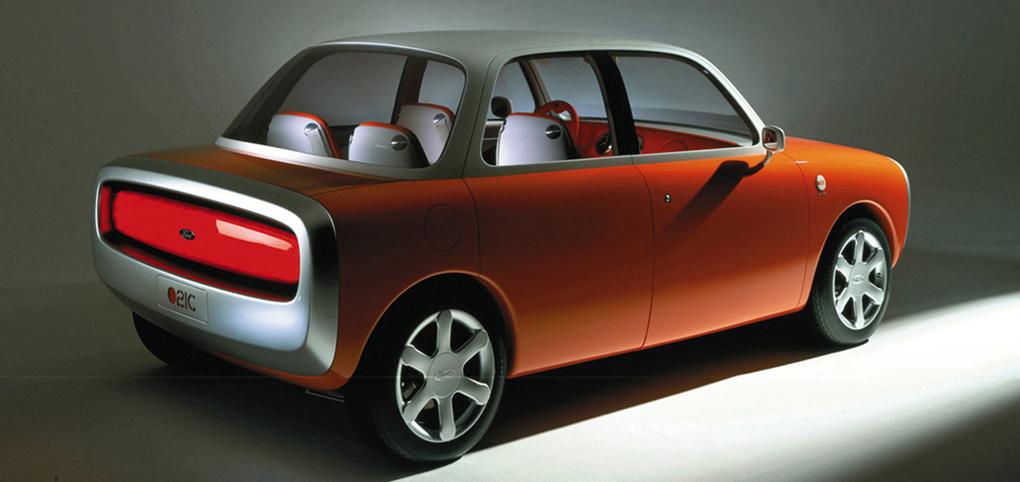 Marc Newson 1999 Ford concept car