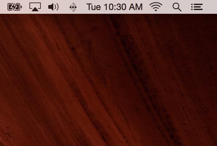 How to restart the menu bar on Mac