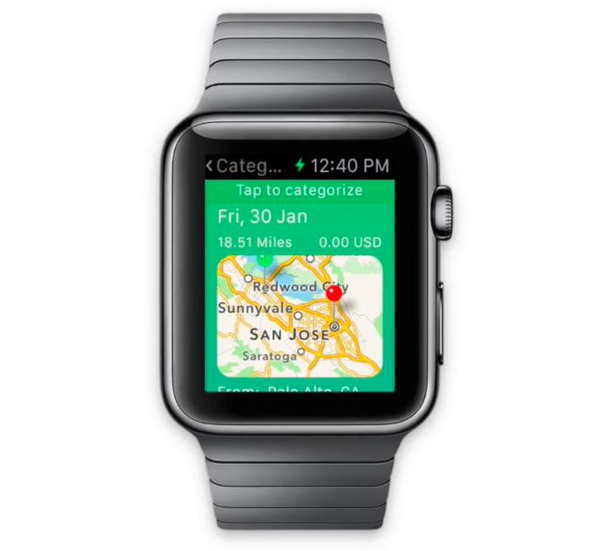 MileWiz for Apple Watch teaser 001