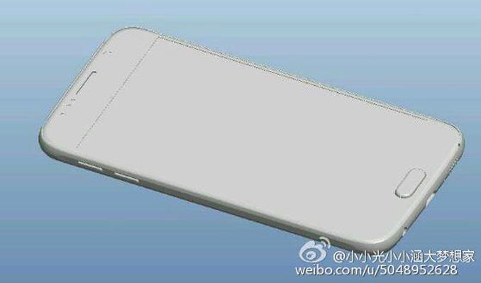 Samsung Galaxy S6 schematics