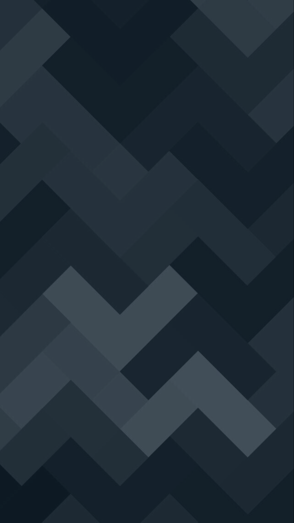 Shapes Black Wallpaper iPhone 6 Plus