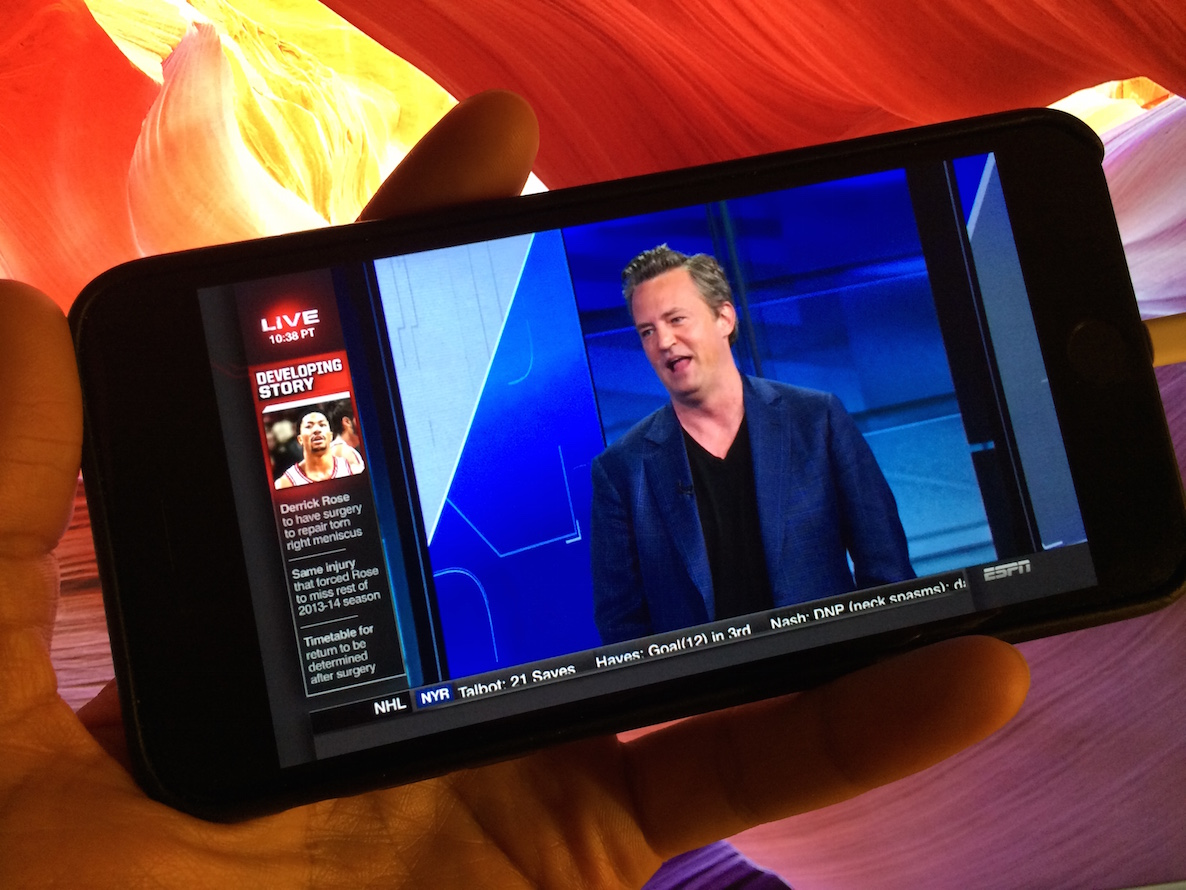 Sling TV on Jailbroken iPhone
