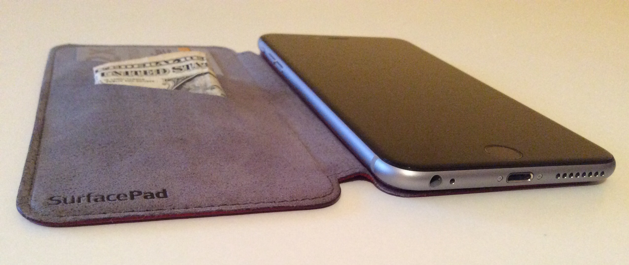 Twelve South SurfacePad for iPhone 6 Plus image 00010