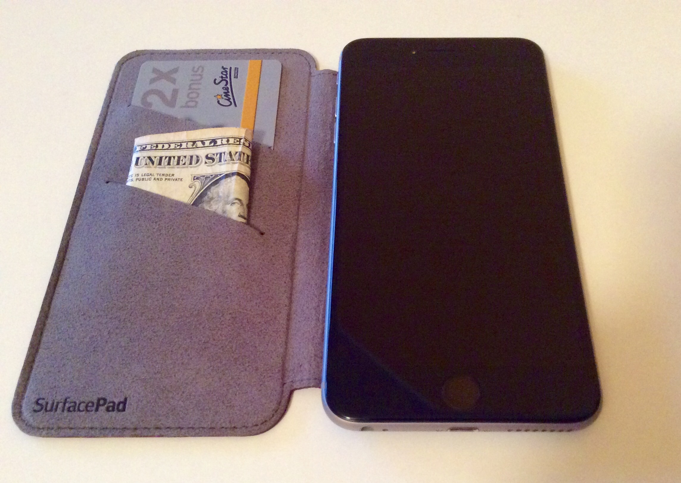 Twelve South SurfacePad for iPhone 6 Plus image 00016