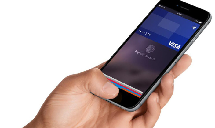 VISA Apple Pay teaser