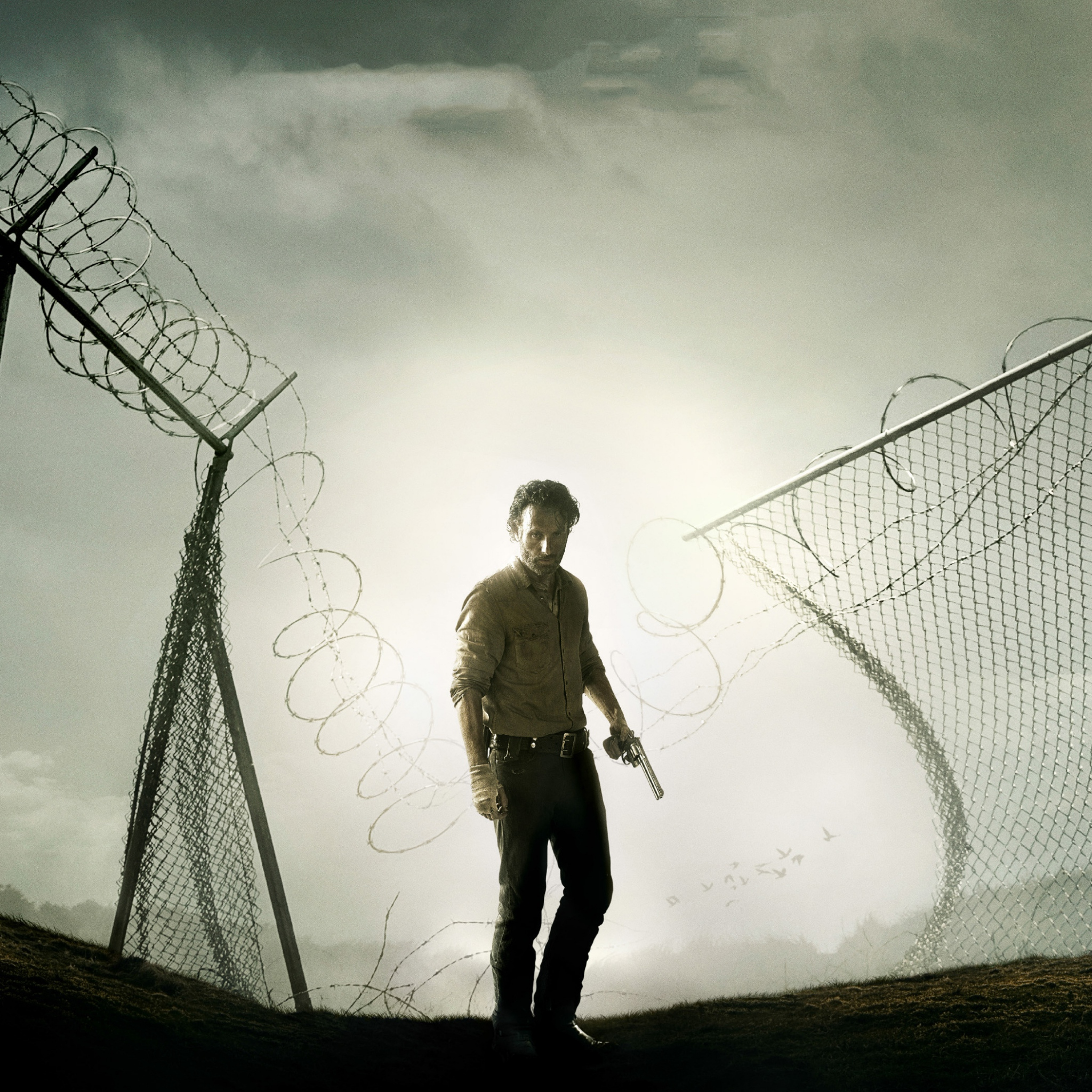 Walking Dead Rick 2048x2048