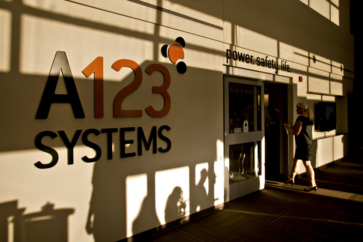 A123 Systems Opens Largest Lithium Ion Automotive Battery Plant In U.S.