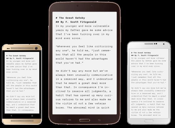 iA Writer para iOS Android teaser 001